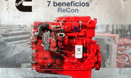 7 beneficios de un motor ReCon Cummins