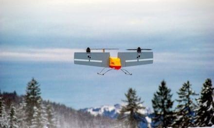 Hacer envíos con drones, una realidad con DHL