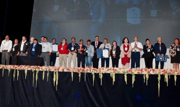 Se fortalece el Premio Nacional de Seguridad Vial