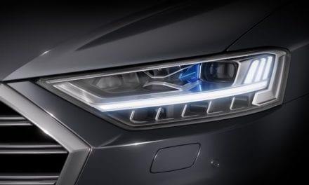 Nuevos estándares de iluminación en el Audi A8