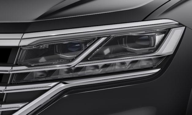 HELLA y Volkswagen desarrollan los faros LED Matrix