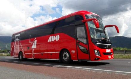 144 autobuses Volvo 9800 para Mobility ADO