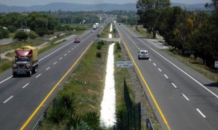 Rehabilitan seis vialidades en Aguascalientes