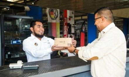 MAN Latin America incrementa su exportación de refacciones