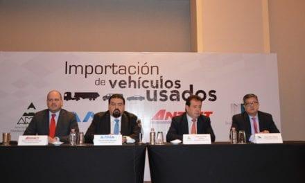 Deben frenar la importación de vehículos chatarra en México