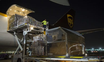 Evoluciona la red logística global inteligente de UPS