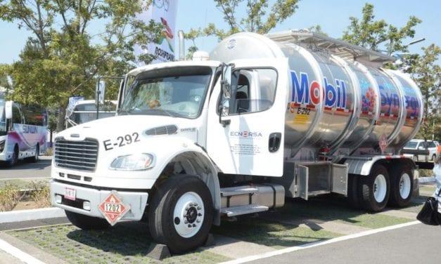 Mobil Diesel, una opción limpia para el transporte urbano