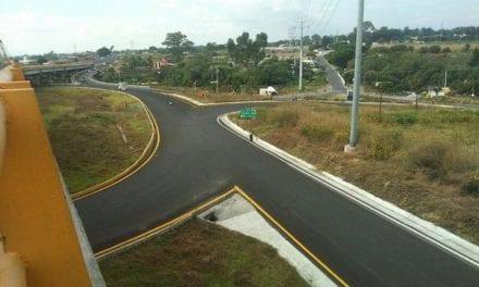 Modernizan la carretera Atlixco-Izúcar de Matamoros