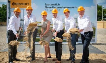 En marcha la construcción de la nueva sede de Continental