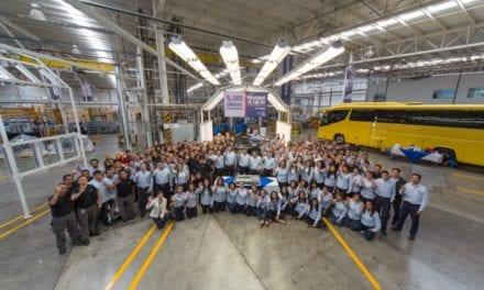 Produce MAN vehículo número 5,000 en México