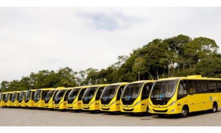30 autobuses VW renuevan transporte urbano en Brasil