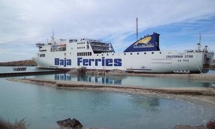 Sigue el sólido crecimiento de Baja Ferries