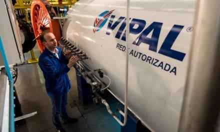 Participa Vipal en el Great American Trucking Show