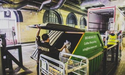 Usan biocombustible de café para autobuses