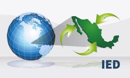Reportan 26,738.6 mdd de Inversión Extranjera Directa en México
