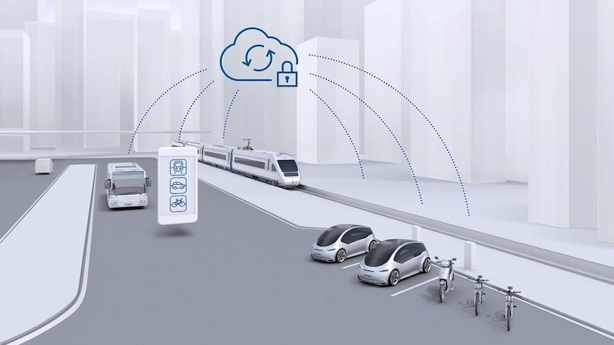 Potencia Bosch su enfoque en la movilidad conectada