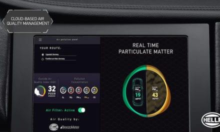 Se unen HELLA y BreezoMeter en soluciones de calidad del aire