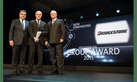 Bridgestone es proveedor selecto de Grupo VW