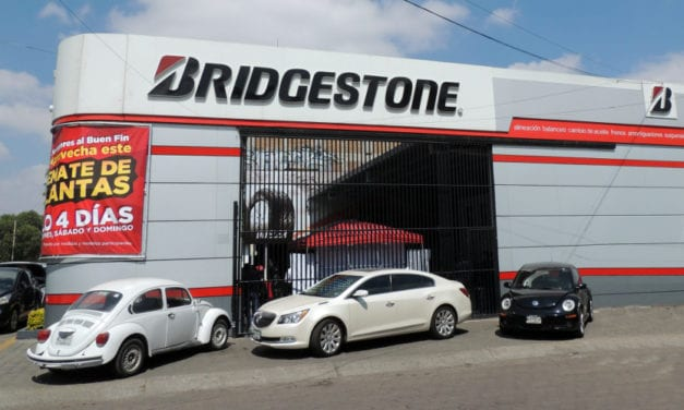 Inicia Bridgestone concepto Premium con Arca Izcalli