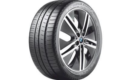 Tecnología Ologic de Bridgestone para el BMW i3s