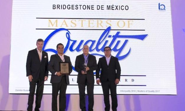 Es Bridgestone proveedor de excelencia