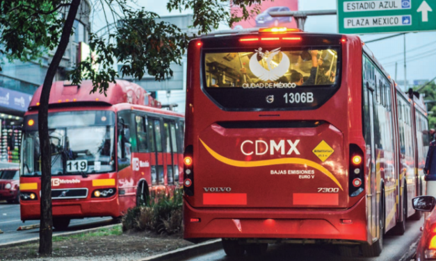Pide Coparmex CDMX inversión adecuada en transporte público