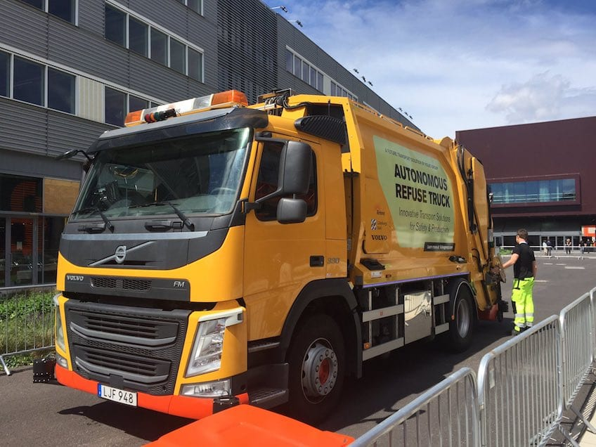 Realiza Volvo Trucks Innovation Summit en Londres