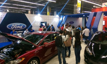 Arranca el Campus Party de Ford con el Hack 'n' Sync
