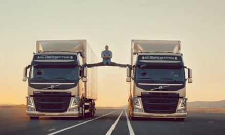 Proyectarán video de Volvo Trucks en museo de París