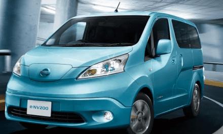 Presenta Nissan la van eléctrica e-NV200