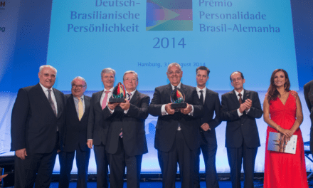 Reconocimiento a Presidente de MAN Latin America