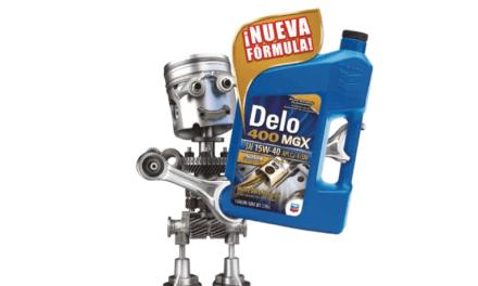 Presentan nuevo aceite de Chevron, el Delo® 400 MGX