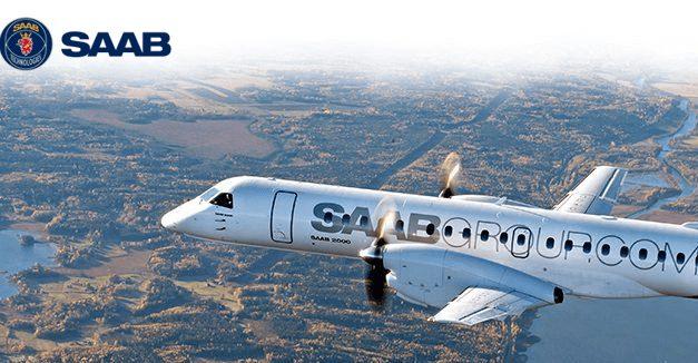 Forman sociedad Saab y Embraer en Brasil