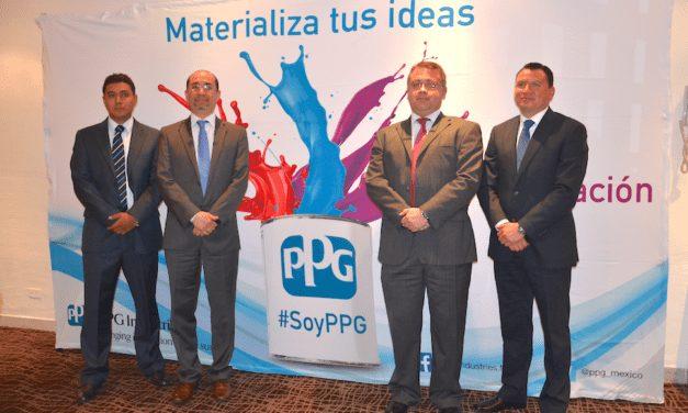 PPG Industries reporta crecimiento en México