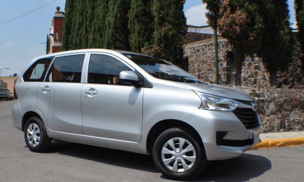 Avanza 2016, vehículo multipropósito de Toyota