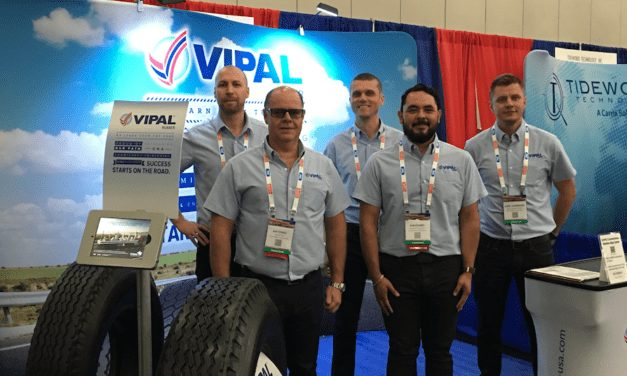 Asiste Vipal a la feria IANA Intermodal Expo 2016
