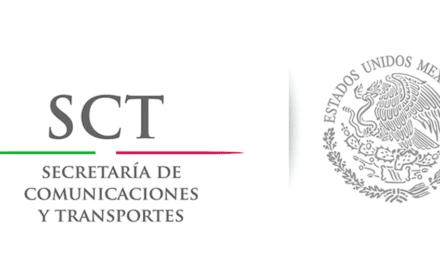 Reducirá SCT 40% de su parque vehicular