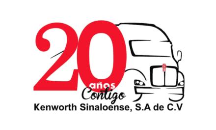 Cumple Kenworth Sinaloense 20 aniversario