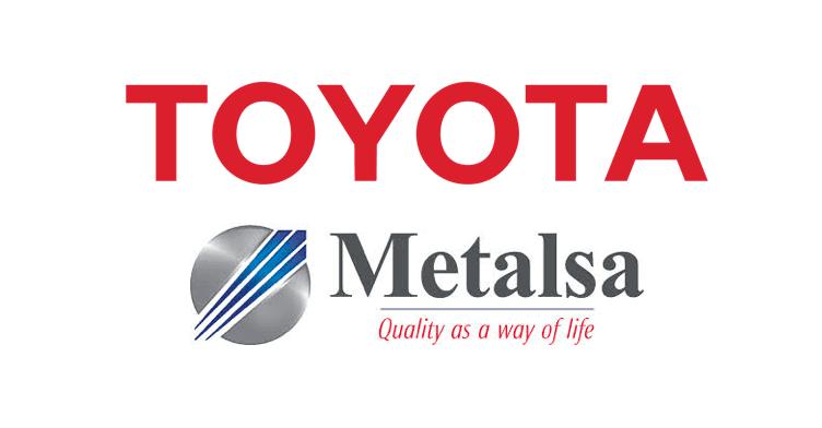 Reconoce Toyota seguridad y calidad de Metalsa