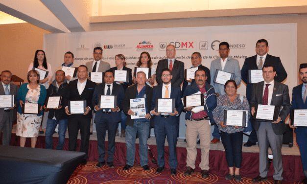 Certifica APAF a 100 empresas transportistas