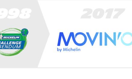 Organiza Michelin el evento Movin'On