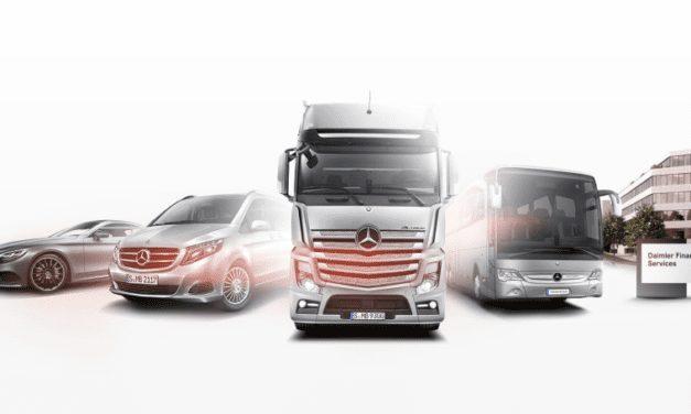 Planea Daimler AG organizar una nueva estructura del Grupo