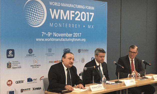 Llega a su 5ª edición el World Manufacturing Forum