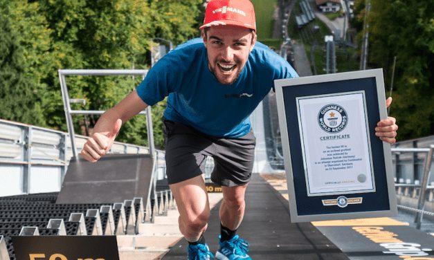 Marca Continental récord mundial