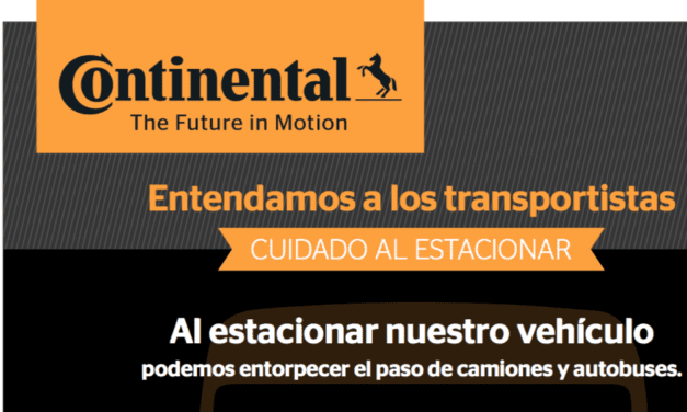 Continental busca generar conciencia vial