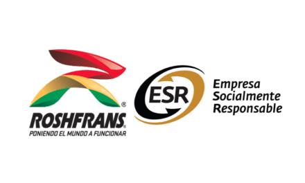 Suma Roshfrans otro distintivo como ESR
