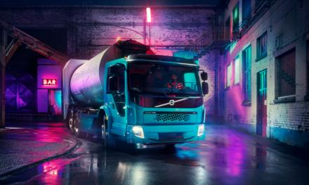 Lanza Volvo otro camión eléctrico
