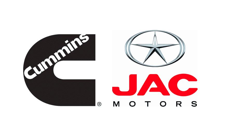 Cummins forma joint venture con JAC Motors