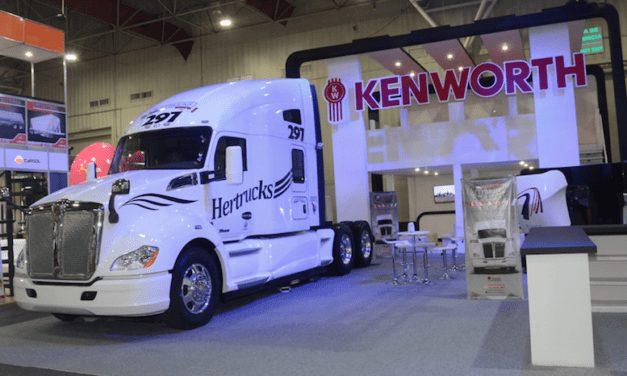 Capta Kenworth el interés de los transportistas del norte