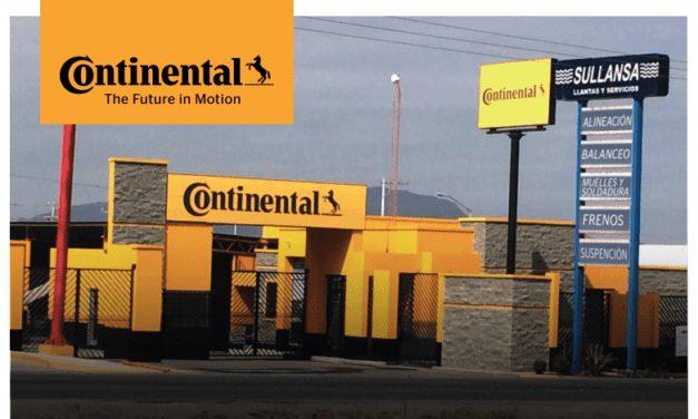 Continental tiene un nuevo centro camionero en Coahuila